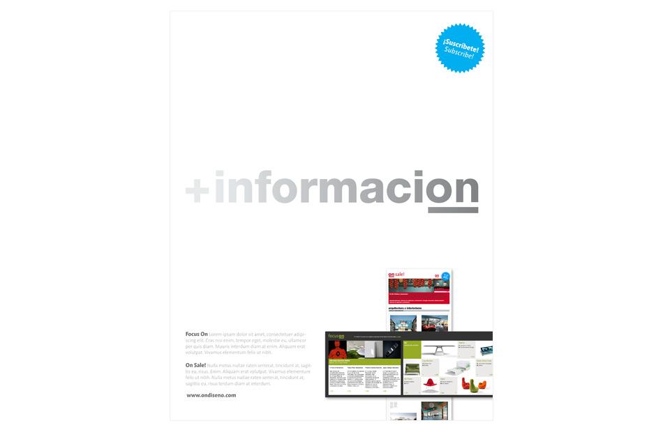 Anúncios On Diseño