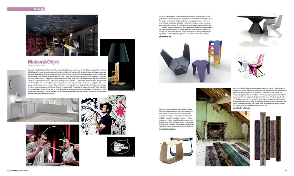 Revista On Diseño